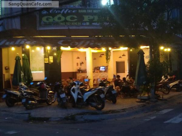 Sang quán cafe 2 Mặt tiền Số 45 Võ công Tồn, Tân Quý, Tân Phú.