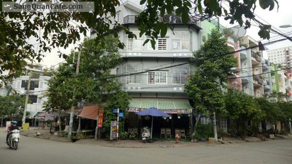 Sang quán cafe 2 mặt tiền Tạ Quang Bửu