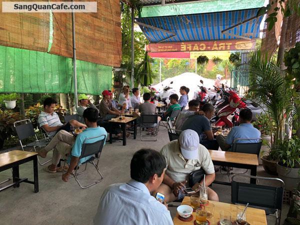 Sang quán cafe 2 mặt tiền Trịnh Thị Miếng