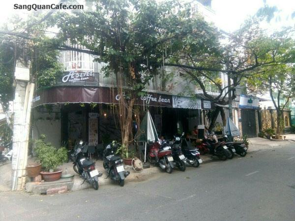 Sang quán cafe 2 mặt tiền vị trí đẹp