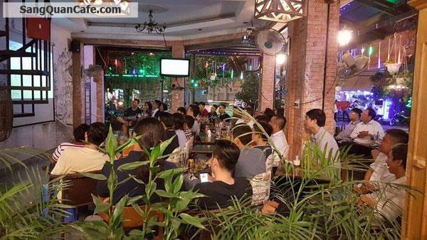 Sang quán cafe 2 mặt tiền vị trí đẹp nhất quận Tân Bình