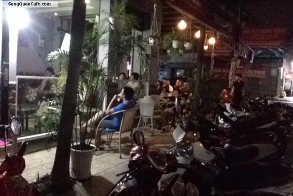 Sang quán cafe 2 MT đường Nguyễn Cửu Đàm