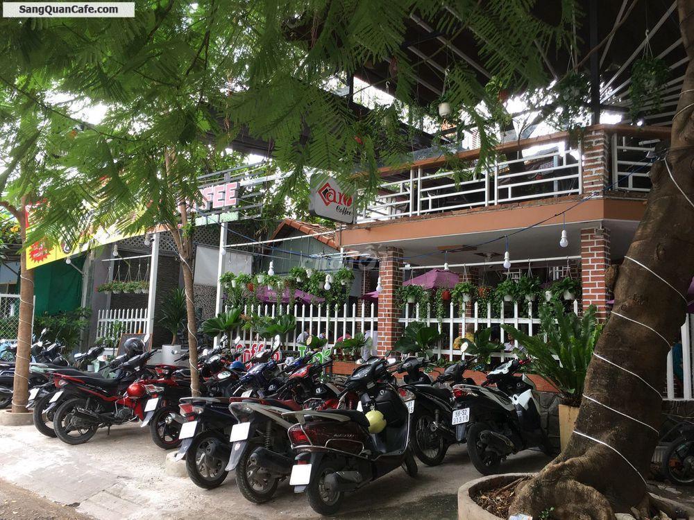 Sang quán Cafe 2 MT Khu vực cạnh sông Sài Gòn