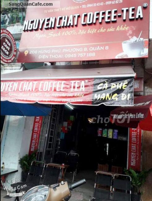 Sang Quán Cafe 206 Hưng Phú, Q. 8