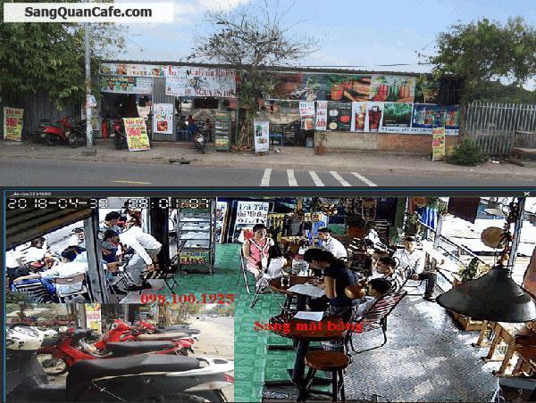 Sang quán Cafe 25 mét mặt tiền đường Nguyễn Du,Thuận An, Bình Dương