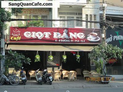 Sang quán cafe . Giọt Đắng .