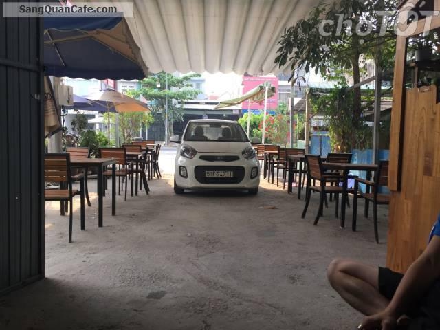 Sang quán cafe 280m2 mặt tiền Nguyễn Hoàng Quận 2