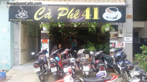 Sang Quán Cafe 41 Văn Chung, P.13, Tân Bình