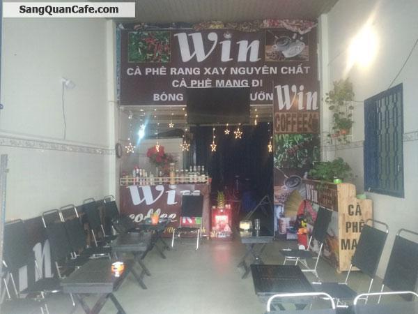 Sang quán cafe 53 Huỳnh Văn nghệ, P. 12, Gò Vấp.