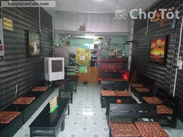 Sang Quán Cafe 55 Gò Ô Môi, P, Phú Thuận, Q.7