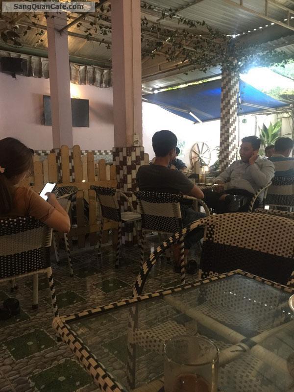 Sang quán cafe 8,5m x 25m + 2m vỉa hè