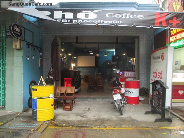 Sang Quán Cafe 90 Lê Văn Lương, Q.7