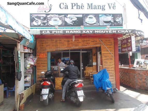 sang quán cafe 95 triệu quận Tân Phú