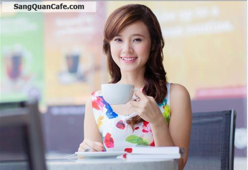 Sang quán cafe ACCOUSTIC  đường Quang Trung