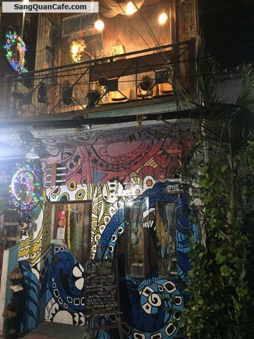 Sang quán cafe Acounstic style Bohemian độc nhất tại sài gòn