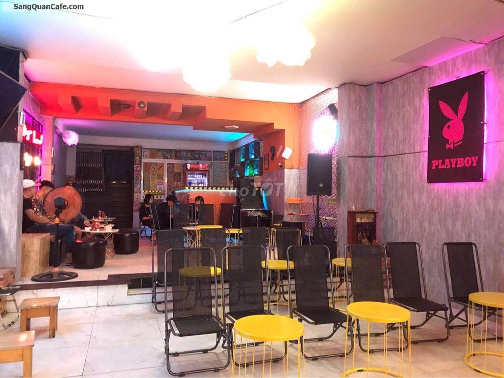 Sang quán cafe acoustic 5 x16 Giá thêu 15t/tháng