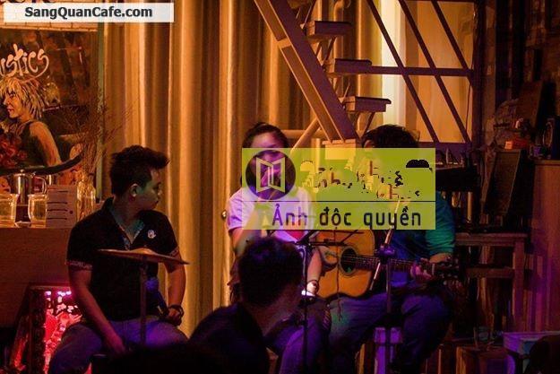 sang - cho thuê quán cafe Acoustic đường Phan Xích Long, Phú Nhuận