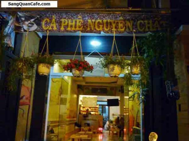 Sang quán cafe Acoustic Gò Vấp