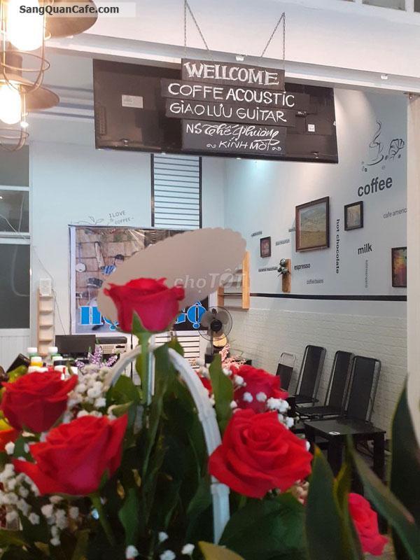 Sang quán cafe acoustic Hội Ngộ