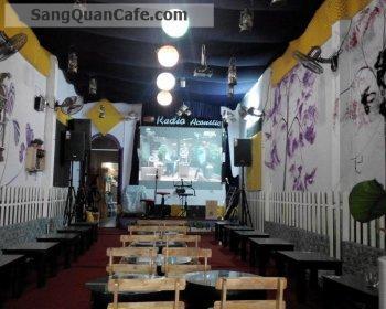 Sang quán cafe acoustic quận Thủ Đức