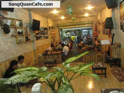 Sang quán cafe Acoustic - Take Away