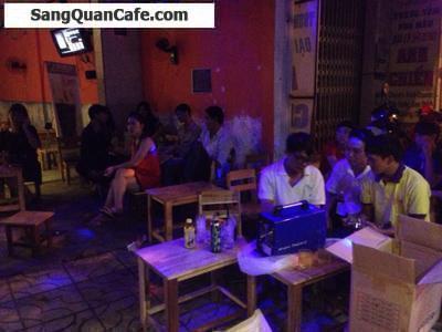 Sang quán cafe Acoutics Quận Bình Tân
