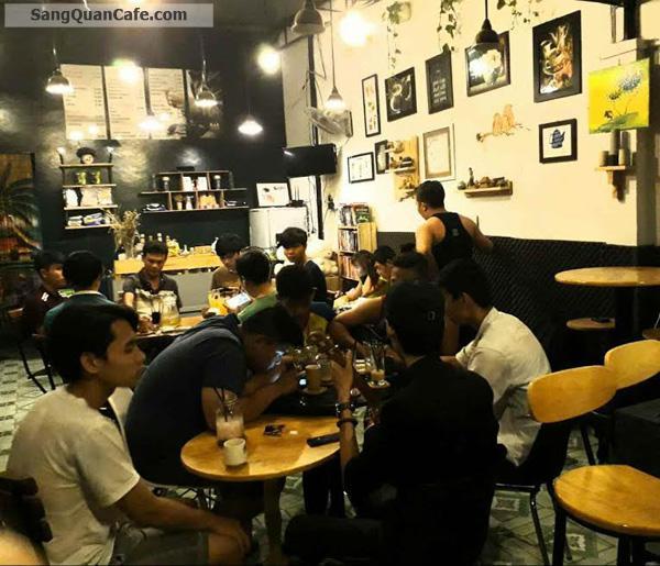 Sang quán café Acoutics quận Tân phú
