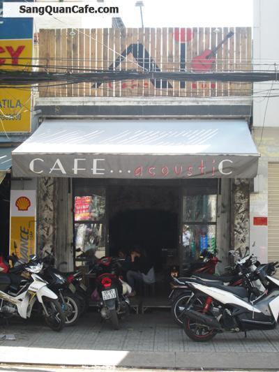 Sang quán cafe Acoutis MT Lê Văn Thọ Cách  CV Làng Hoa 30m