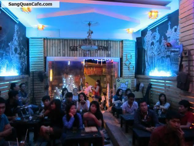 Sang quán cafe Acoutis Quận Bình Thạnh