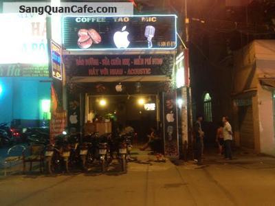 Sang quán cafe Acoutis quận Tân Phú