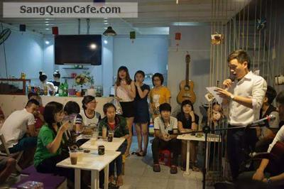 Sang quán cafe Acoutis trung tâm quận Tân Phú