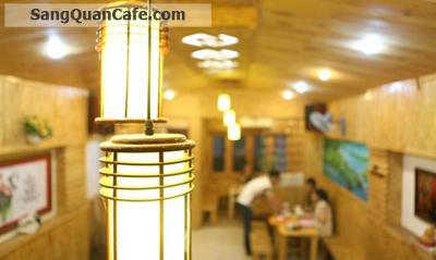 sang quán cafe - ẩm thực chay