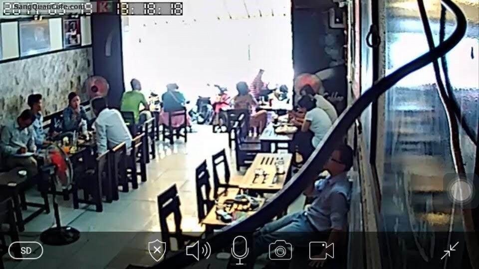 Sang quan cafe AMIGO quận 11