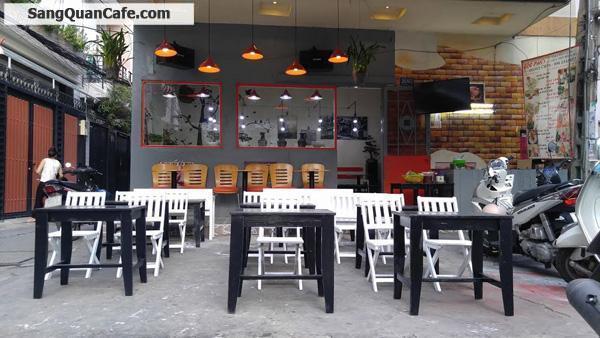 Sang quán cafe - ăn vặt Quận 10