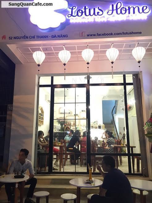 Sang quán cafe - bánh tại Thành Phố Đà Nẵng
