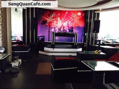 Sang quán Cafe Bar DJ - Sân vườn quận 12