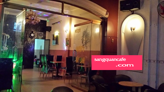 sang quán cafe  -bar