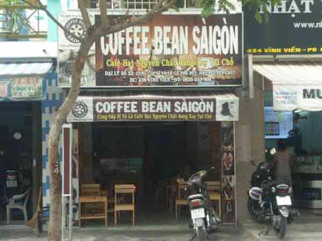 Sang quán Cafe BEAN SAIGON Vĩnh Viễn, Q. 10