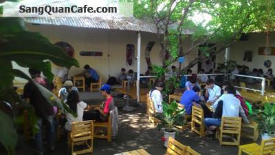 Sang quan cafe sân vườn Quận Gò Vấp