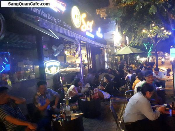 Sang quán Cafe beer SET' Phạm Văn Đồng .