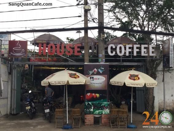 Sang quán cafe - Bida mặt tiền Quách Điêu
