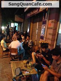 Sang quán cafe bóng đá  Nguyễn Văn Quá, Quận. 12