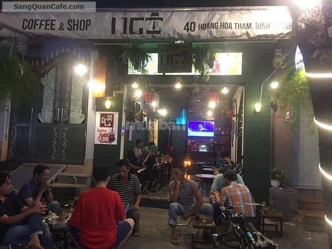 Sang Quán Cafe Bóng Đá cho người thiện chí