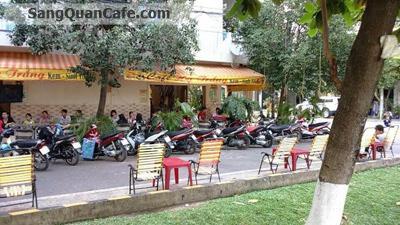Sang quán cafe bóng đá đông khách