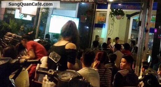 Sang quán cafe Bóng Đá K+ mặt tiền Phạm Vặn Đồng