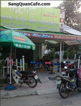 Sang quán cafe Bóng Đá - kem xôi - trà sữa