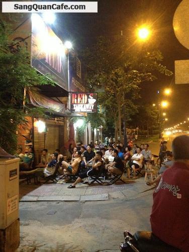 Sang quán cafe bóng đá mặt tiền Bến Vân Đồn