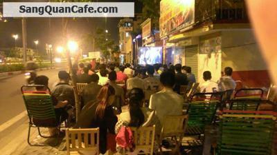 Sang quán cafe bóng đá mặt tiền đường Phạm Văn Đồng