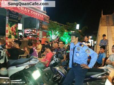 Sang quán cafe bóng đá mặt tiền  Phạm Văn Đồng