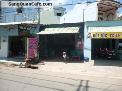 Sang quán cafe bóng đá mặt tiền Nguyễn Tư Giãn, Q.Gò Vấp